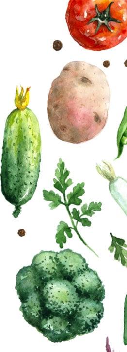 Veggie Image Right