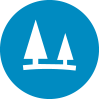 Open Space, Parks & Trails icon