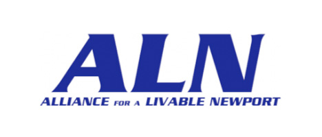 Alliance for a Livable Newport logo