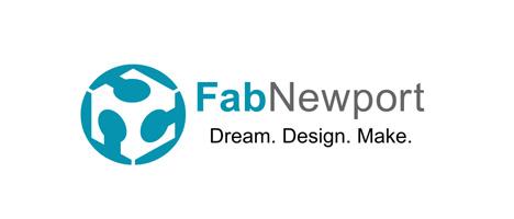 FabNewport logo