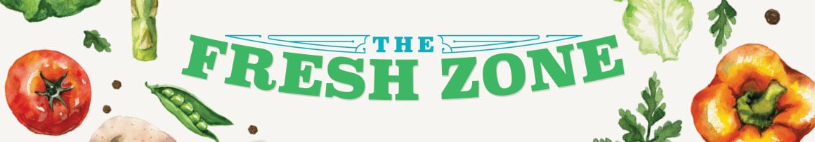 The Fresh Zone banner